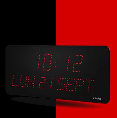 Horloge-LED-Style-10-Date