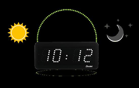 Horloges LED Style 5 et sa fonction programmable