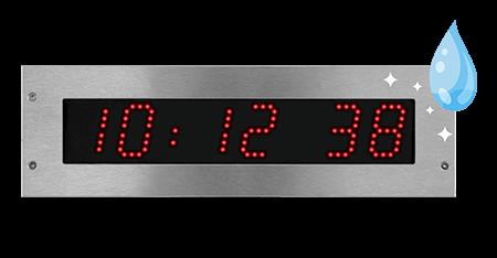Horloge LED Style 5S Hôpital