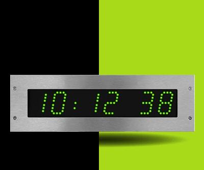 Horloge-LED-Style-5S-hopital
