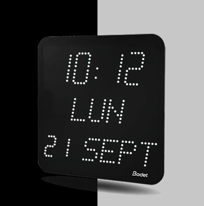 Horloge-LED-Style-7-Date