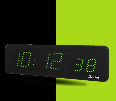 Horloge-LED-Style-7-s