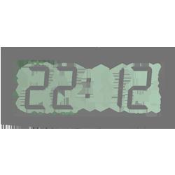 Horloges LCD