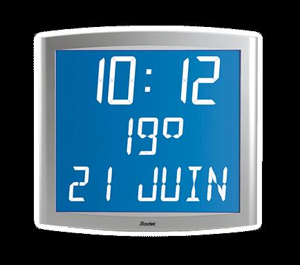 Opalys Date clock