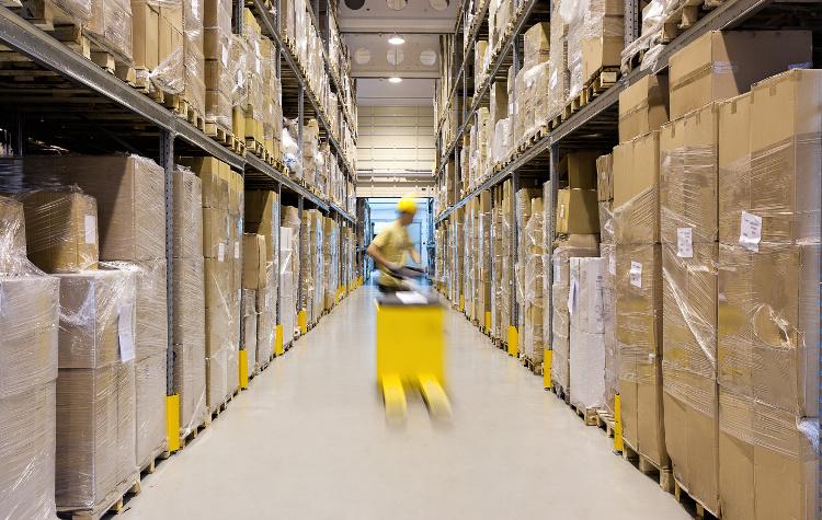 Entreprises industrielles plateformes logistiques