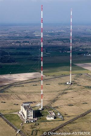 Photo Émetteur ALS162 situé à Allouis