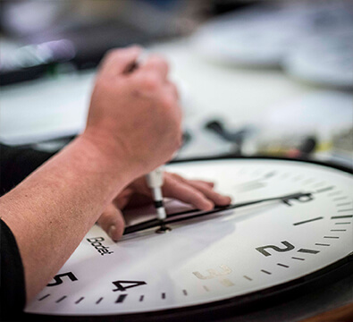 Bodet-clockmaking