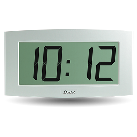 horloge digitale Crystalys