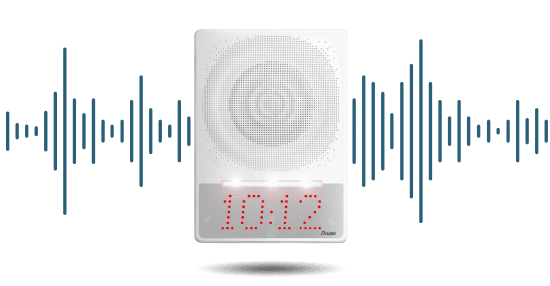 Diffuser les recommandations des gestes barrières via un système audio