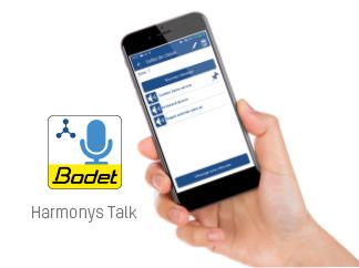 Harmonys talk apps