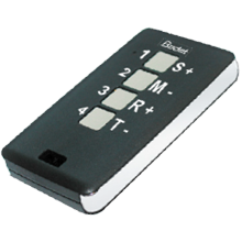 Lockdown remote control