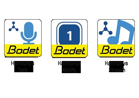 harmonys apps