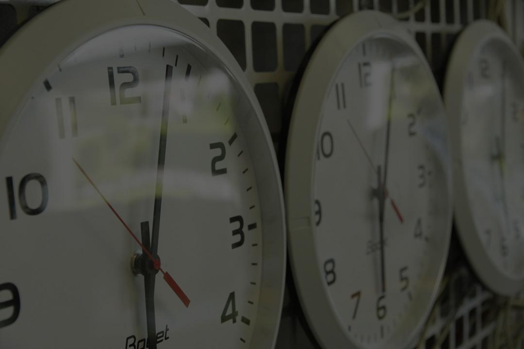 banniere synchronisation distribution horaire