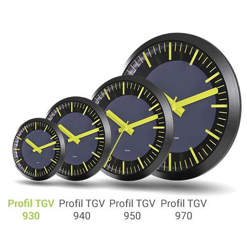 Profil TGV 930