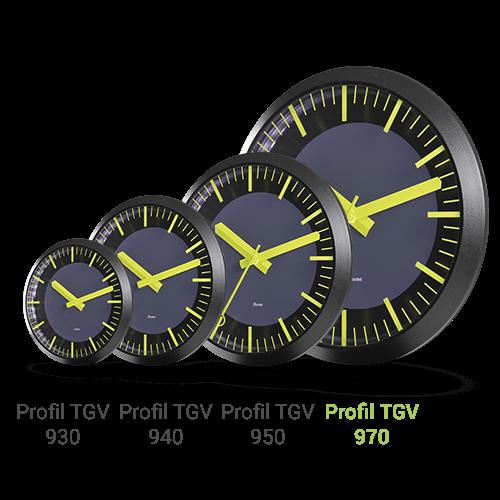 Profil TGV 970