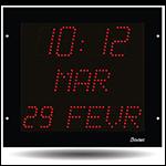 Style 7 Datum einbaubar